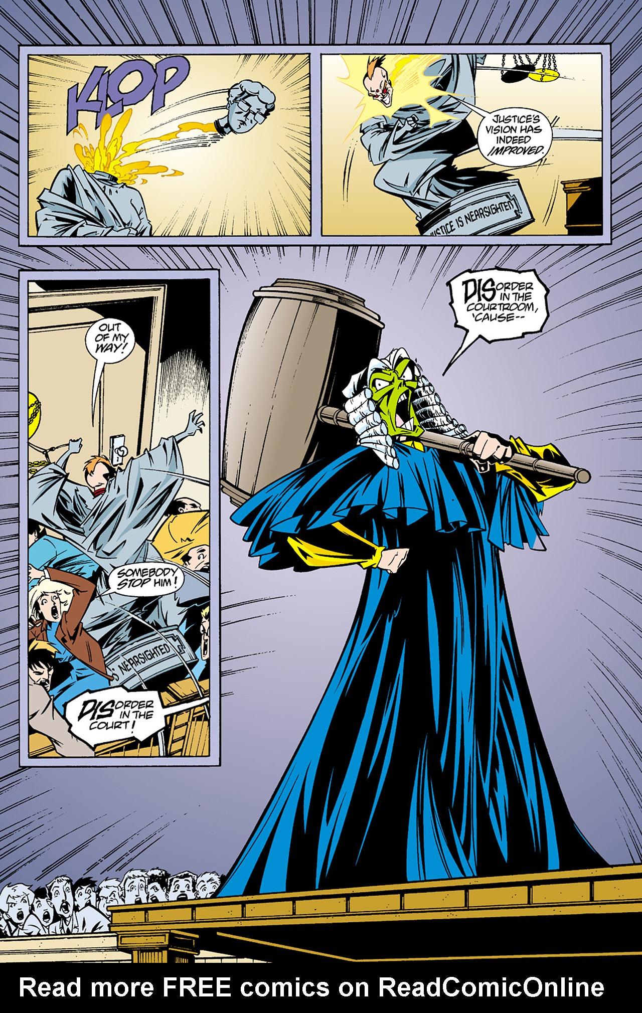 Read online Adventures Of The Mask Omnibus comic -  Issue #Adventures Of The Mask Omnibus Full - 347