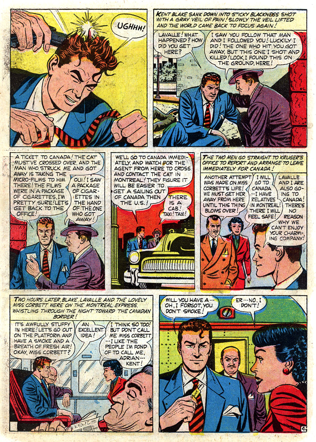 Kent Blake of the Secret Service issue 3 - Page 15