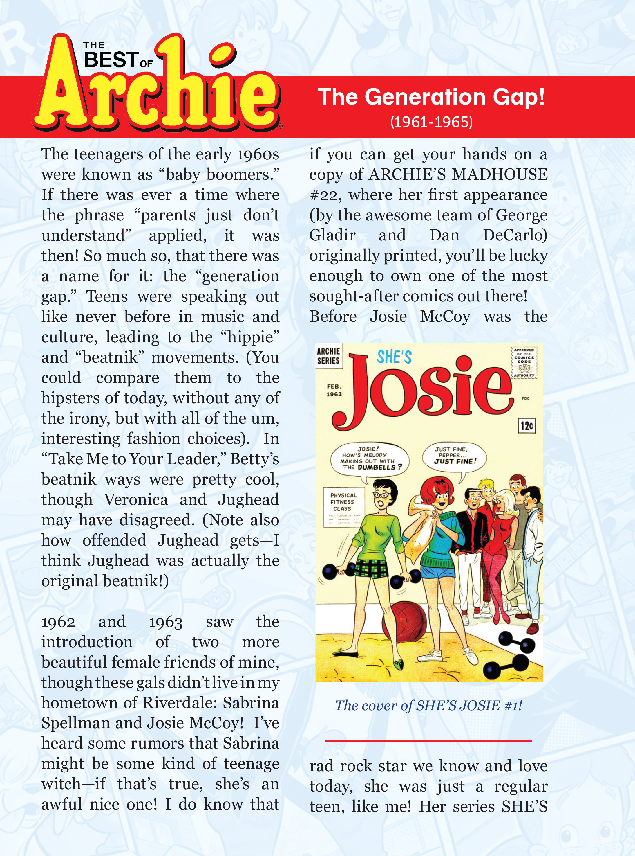 Read online Archie 75th Anniversary Digest comic -  Issue #3 - 90