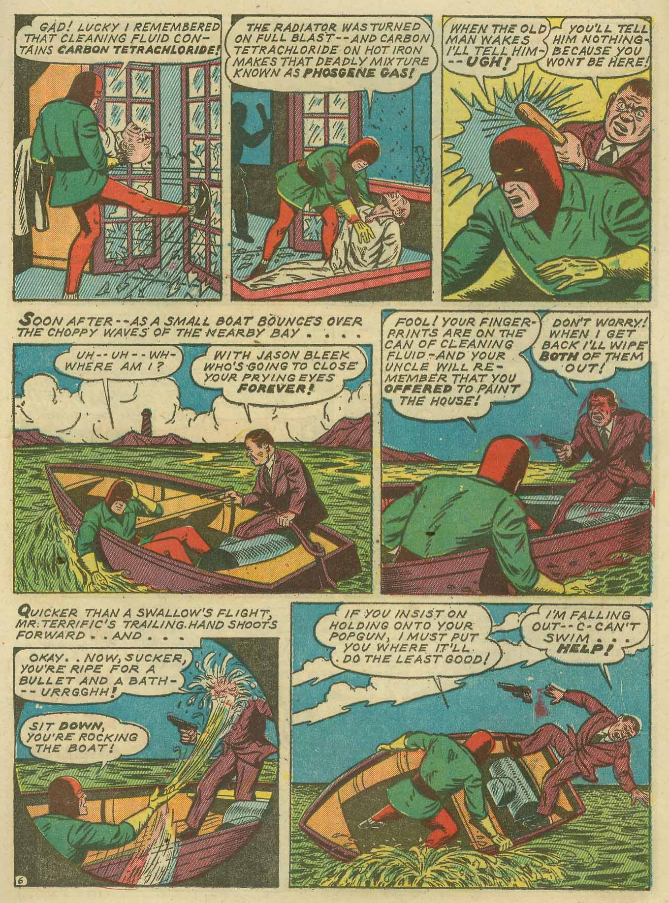 Read online Sensation (Mystery) Comics comic -  Issue #14 - 43