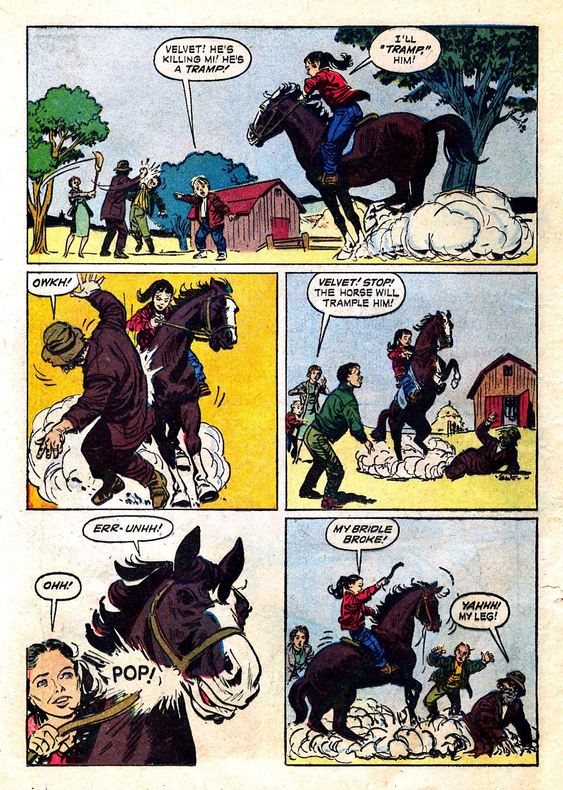 Four Color Comics issue 1195 - Page 19