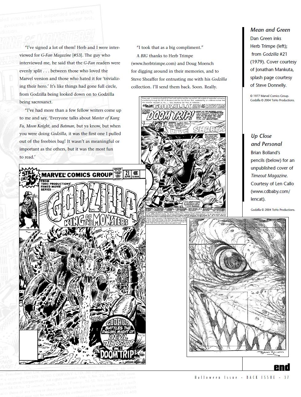 Back Issue issue 6 - Page 38