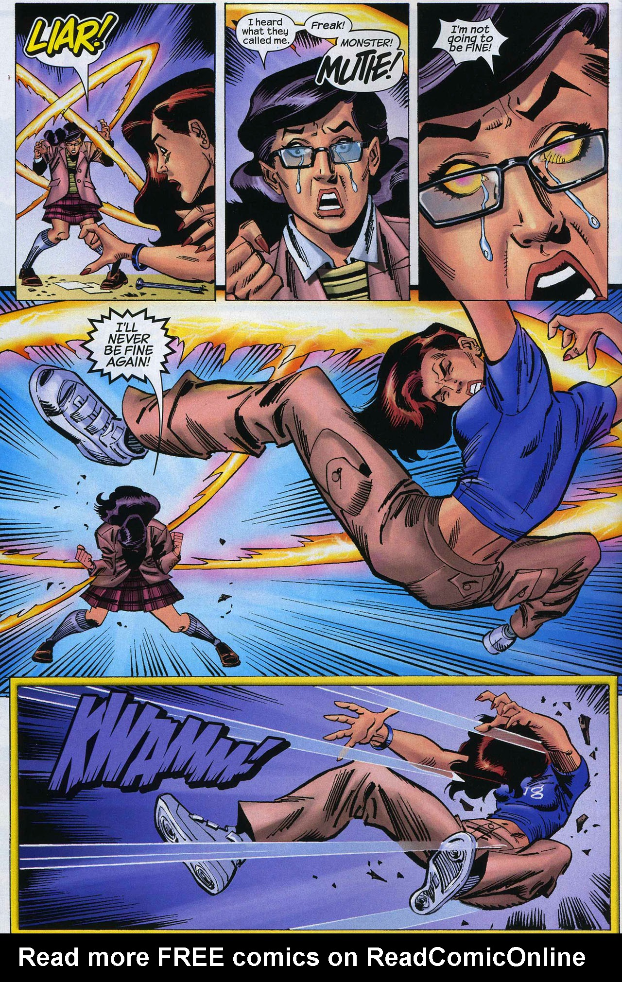 Amazing Spider-Girl 8 Page 7