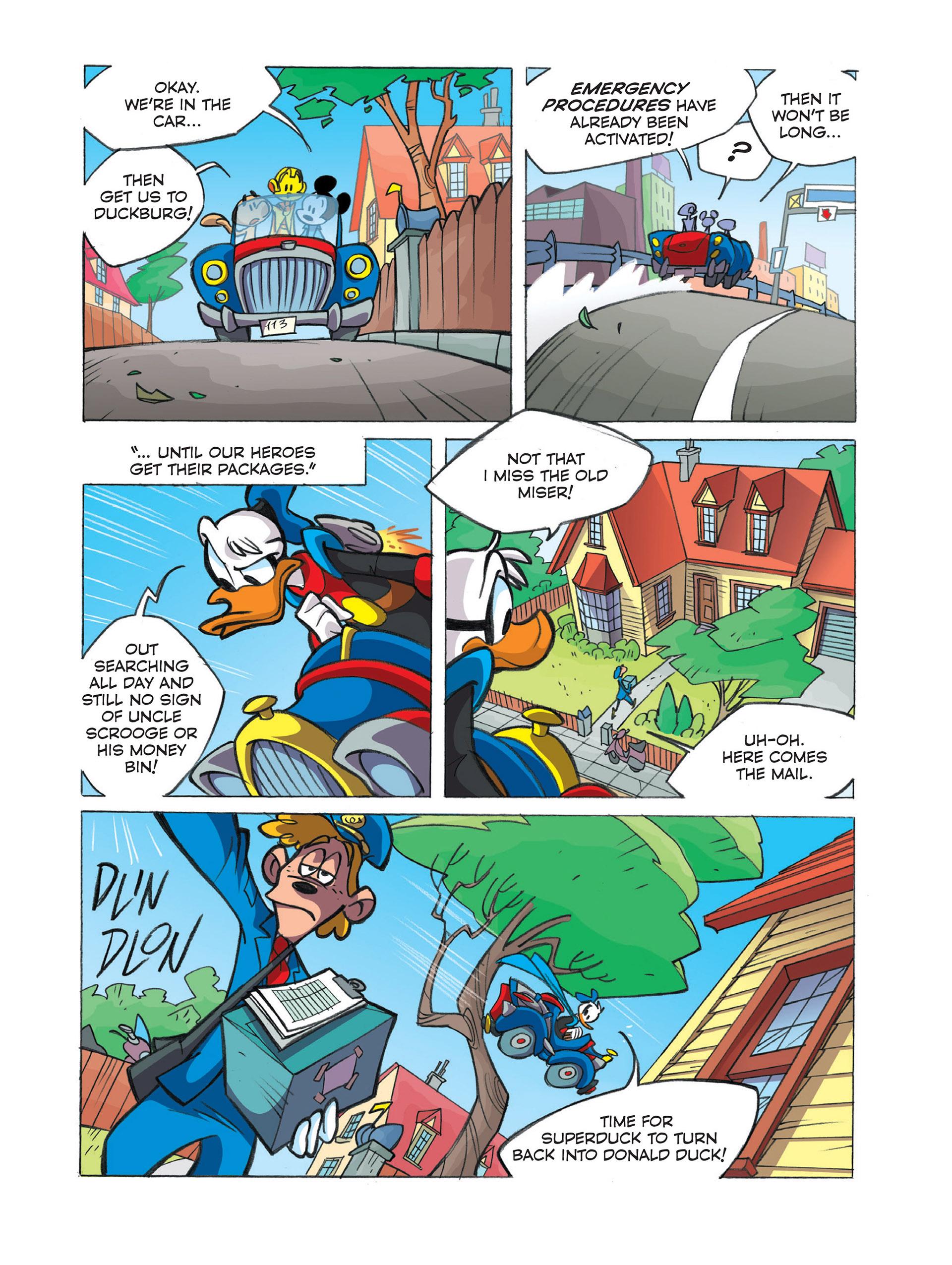 Read online Ultraheroes comic -  Issue #1 - 5