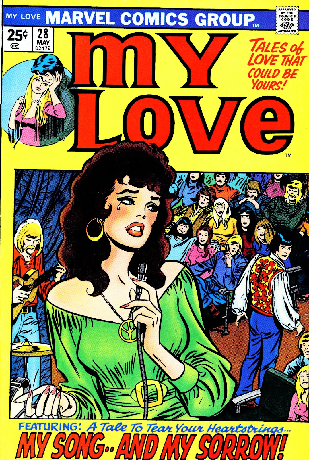 My Love (1969) issue 28 - Page 1