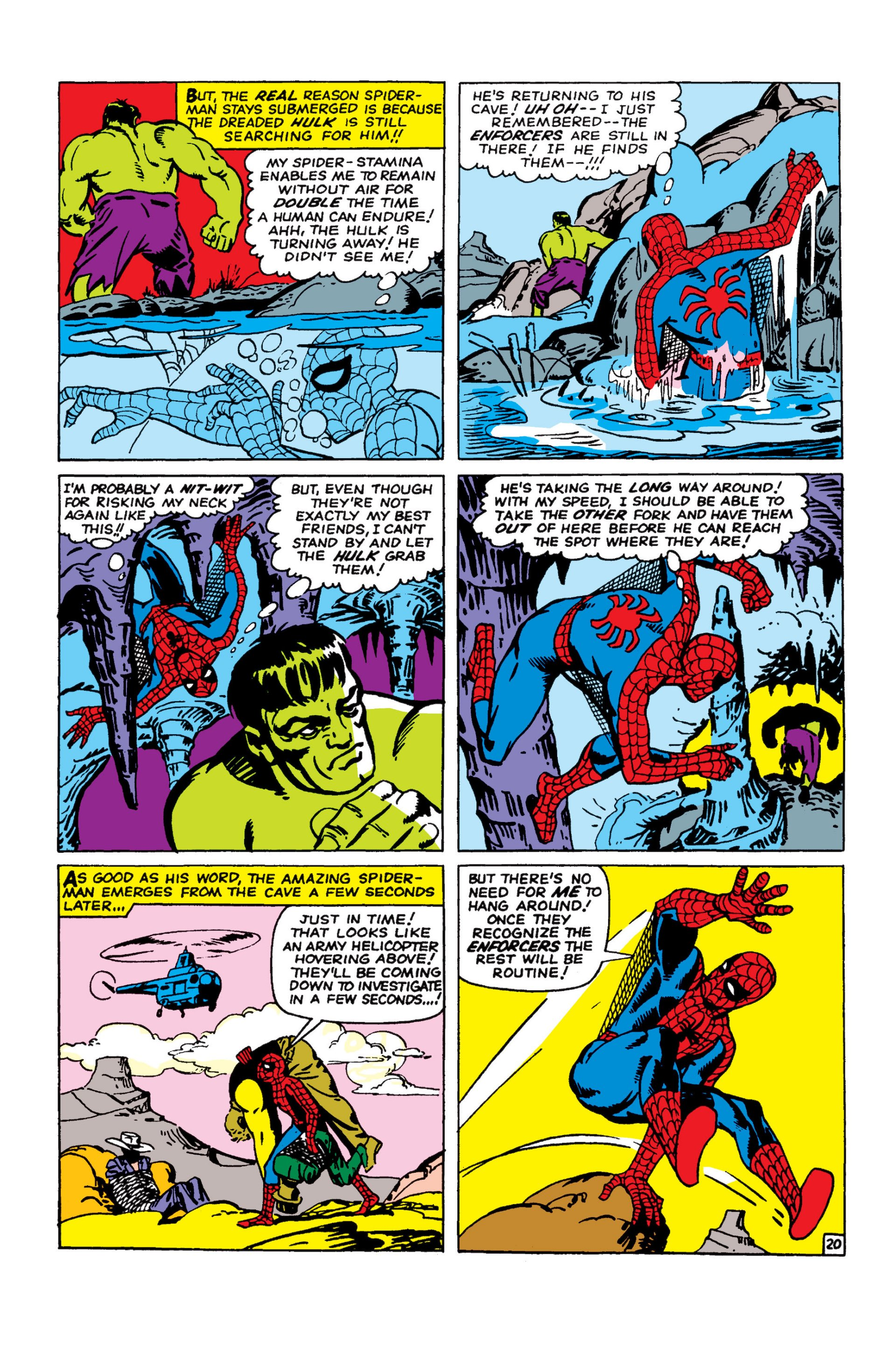The Amazing Spider-Man (1963) 14 Page 20