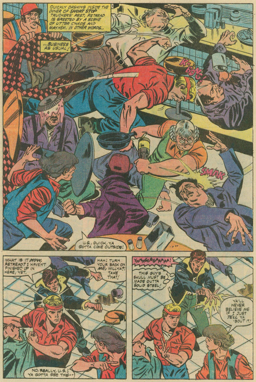Read online U.S. 1 comic -  Issue #4 - 3