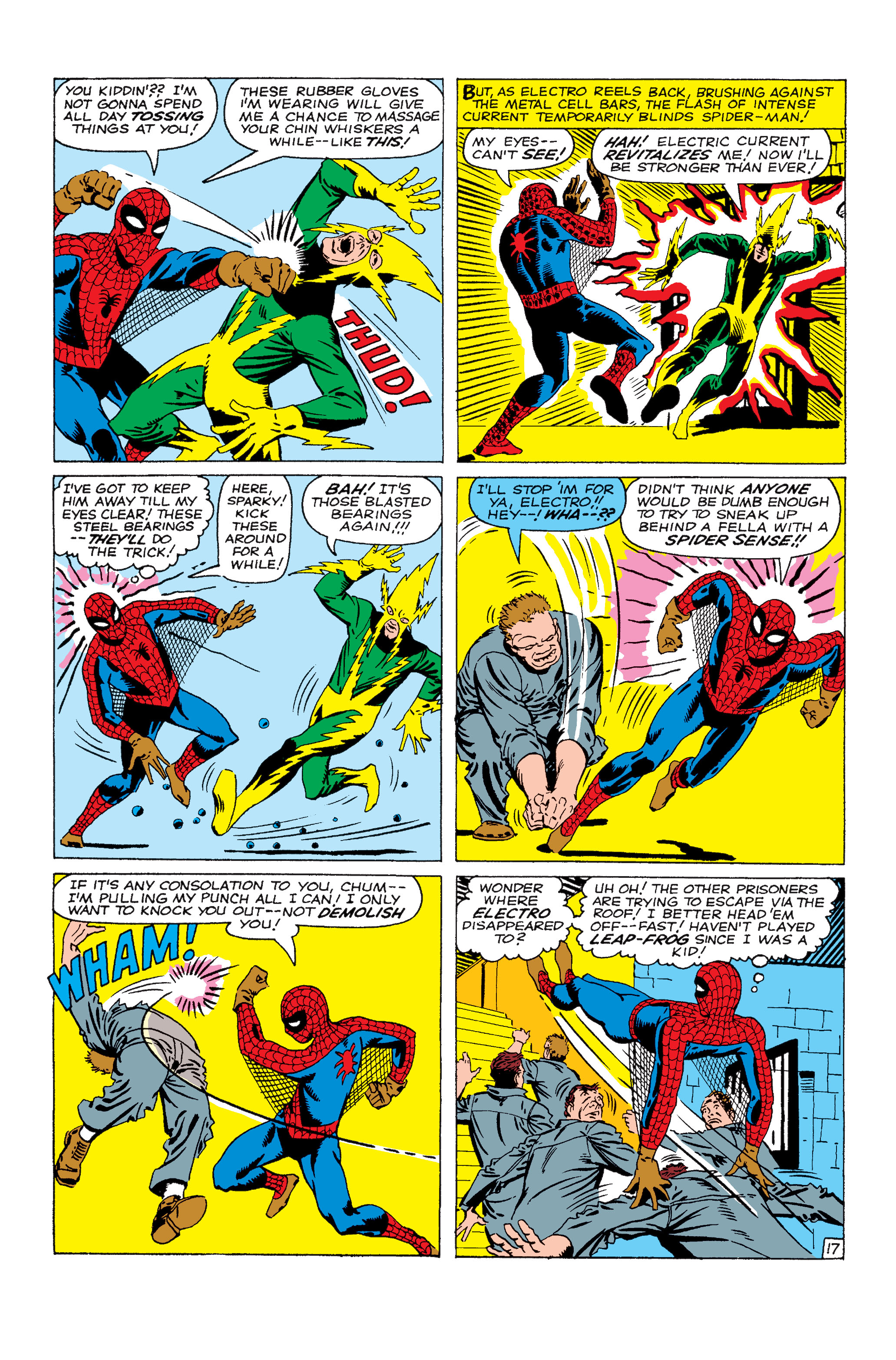 The Amazing Spider-Man (1963) 9 Page 17