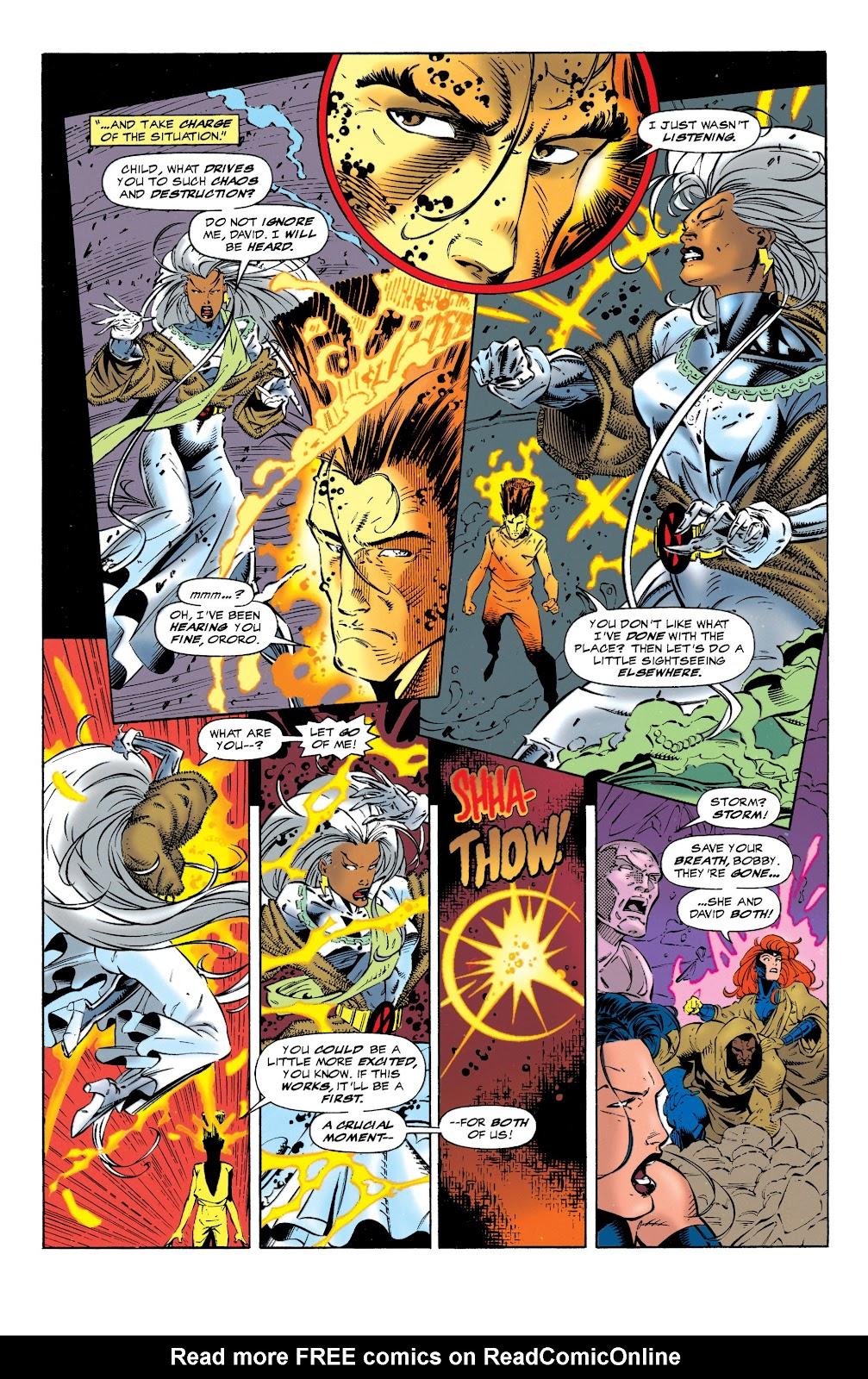 Uncanny X-Men (1963) issue 320 - Page 11