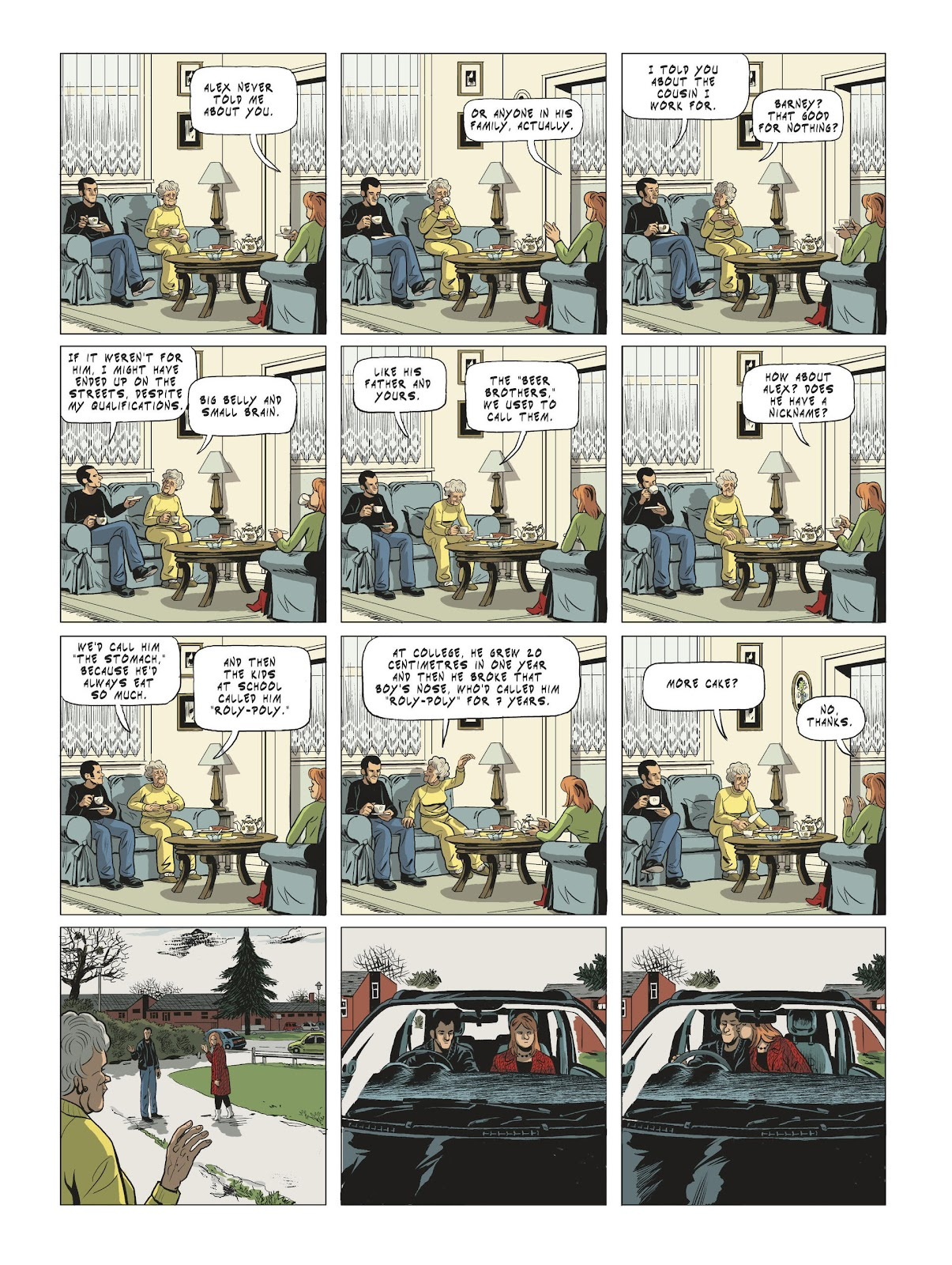 Read online Maggy Garrisson comic -  Issue #3 - 20