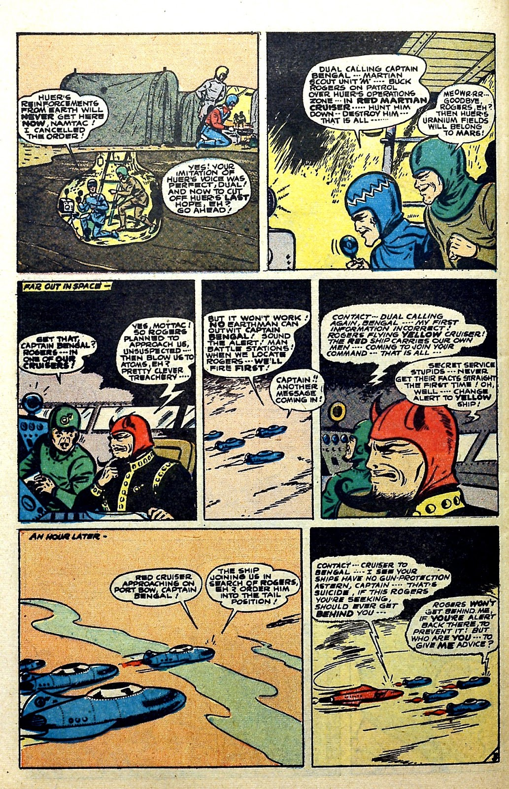 Read online Famous Funnies comic -  Issue #187 - 46