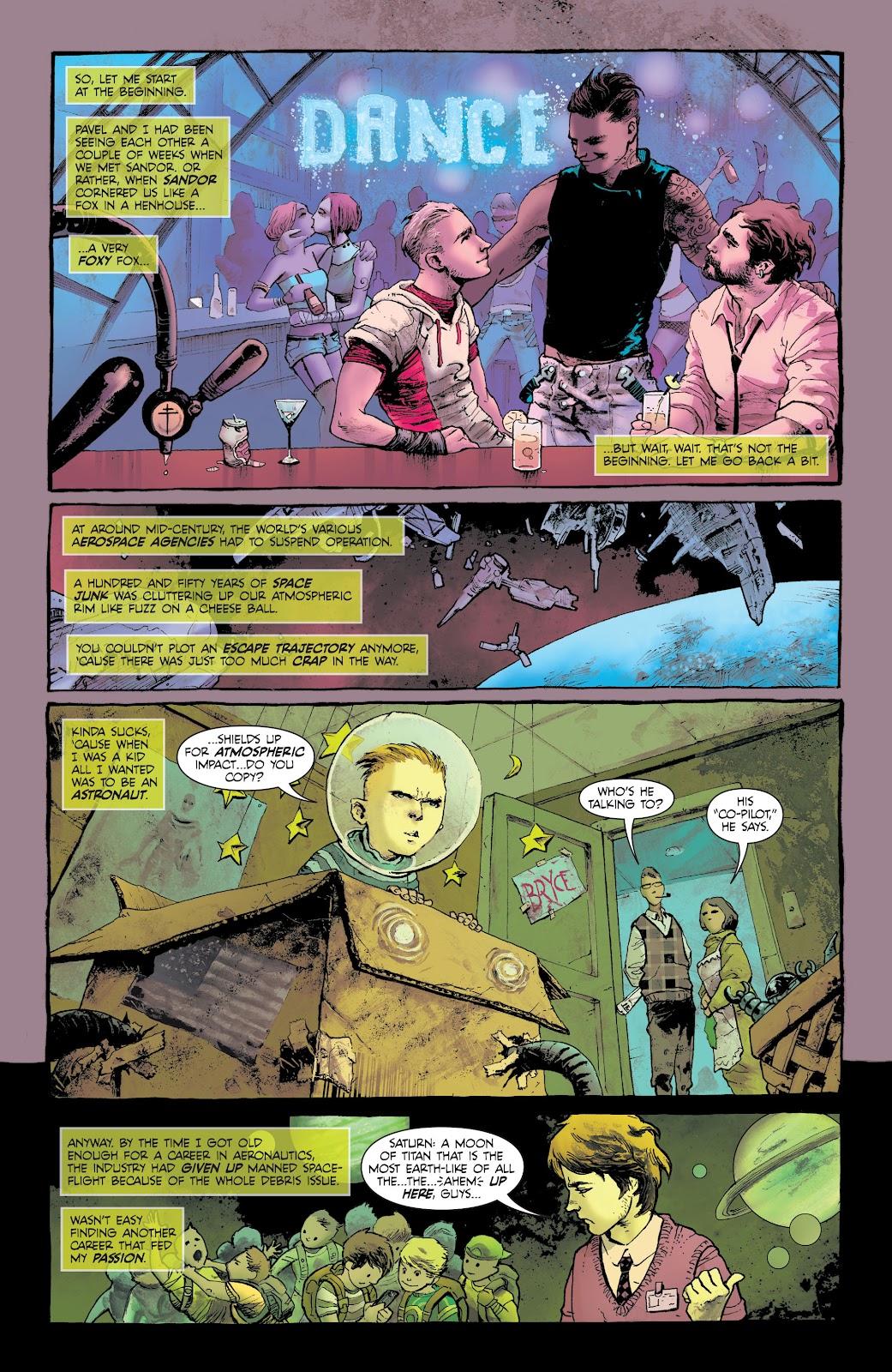 Read online Strange Adventures (2014) comic -  Issue # TPB (Part 2) - 30