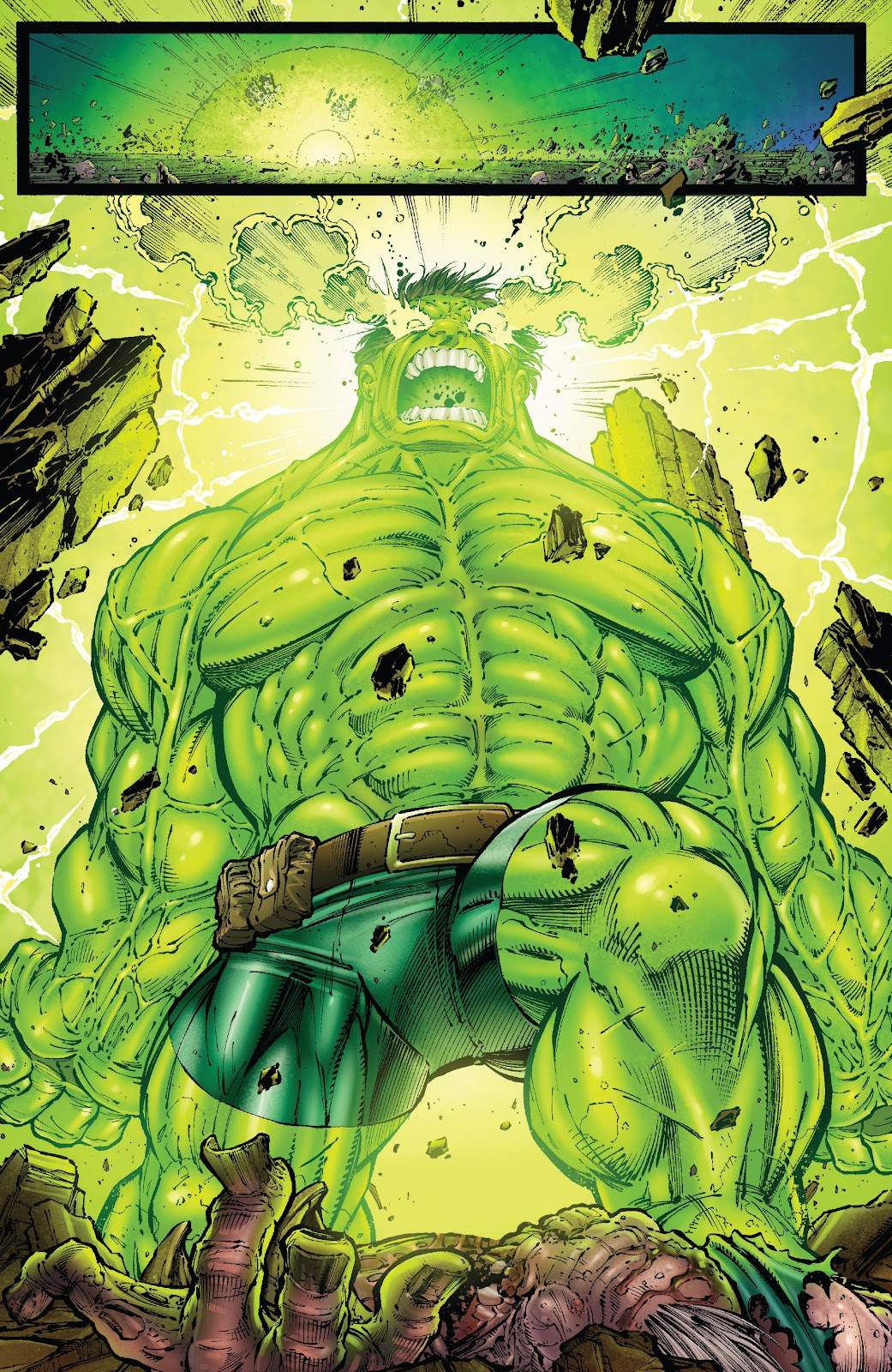 Read online Incredible Hulks (2010) comic -  Issue # _TPB Heart of the Monster - 65