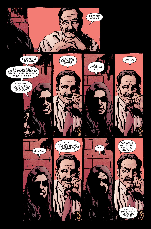 Read online Alias comic -  Issue #3 - 9