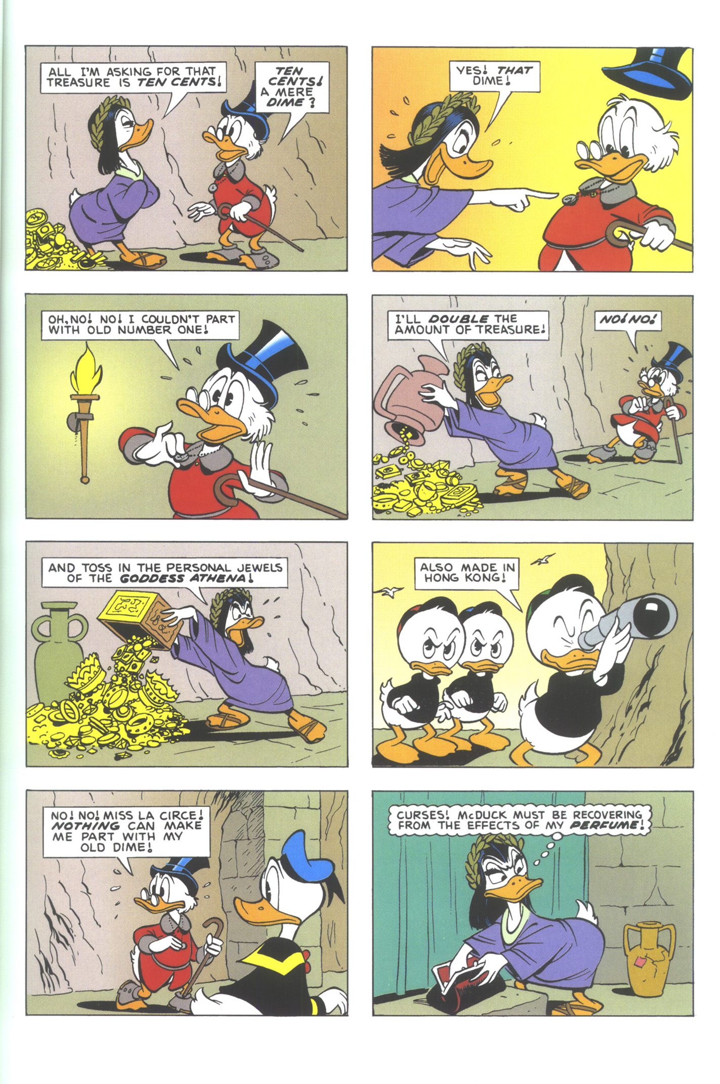 Read online Uncle Scrooge (1953) comic -  Issue #361 - 9