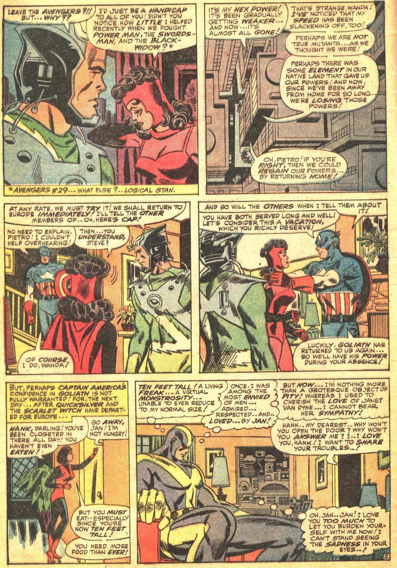 The Avengers (1963) 30 Page 2