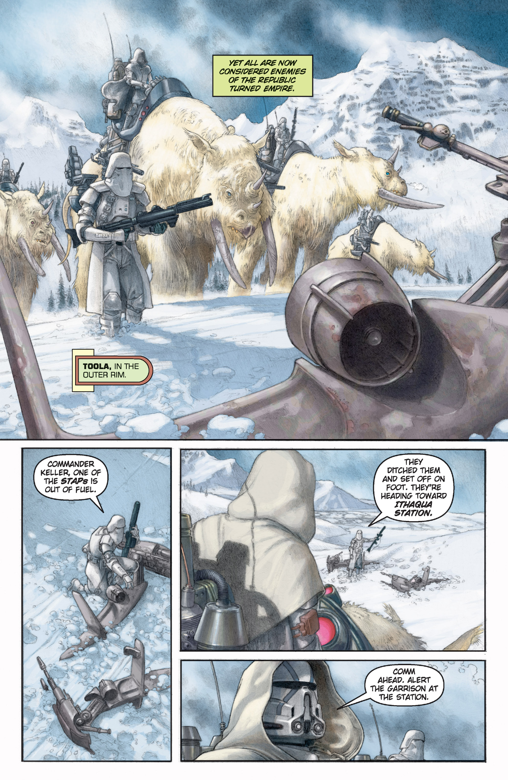 Read online Star Wars Omnibus comic -  Issue # Vol. 31 - 9