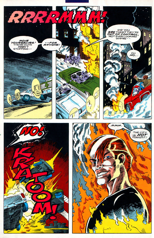 Read online Alpha Flight (1983) comic -  Issue #110 - 22