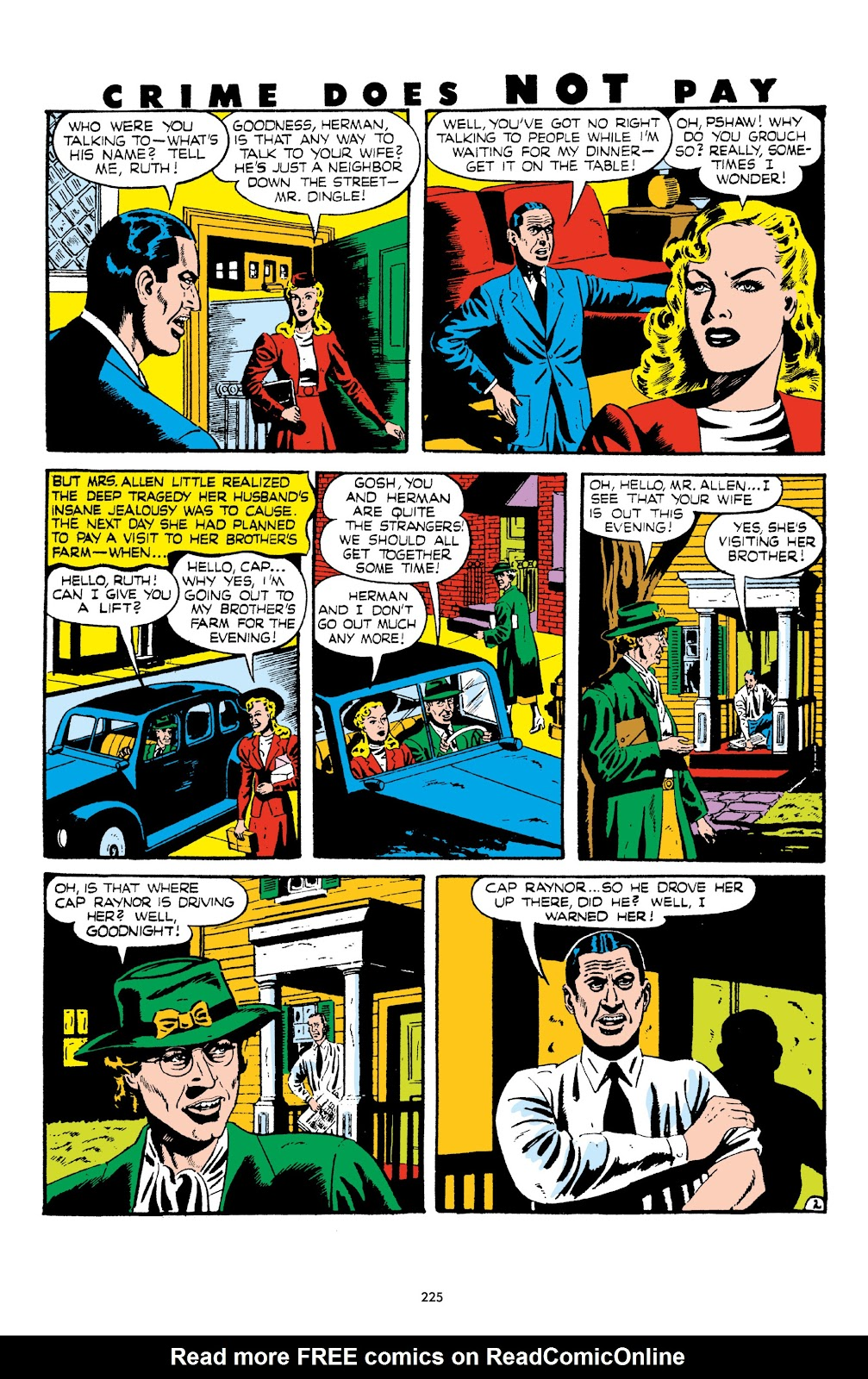 Read online Crime Does Not Pay Archives comic -  Issue # TPB 6 (Part 3) - 26