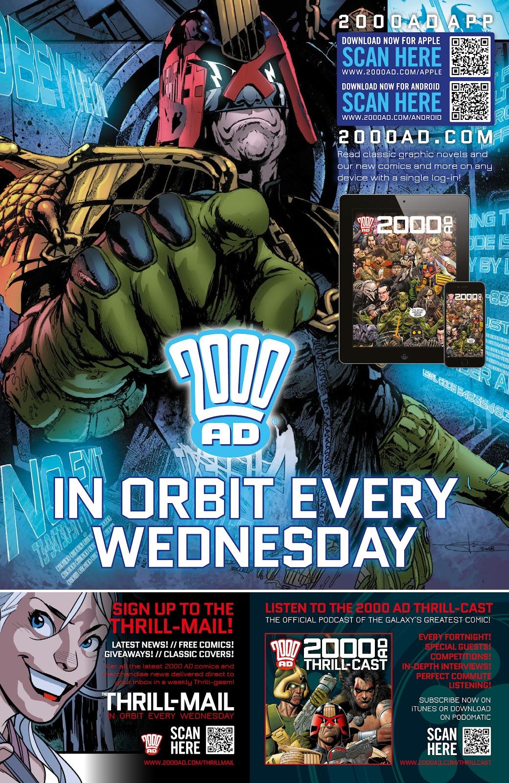 Read online 2000 AD Villains Special comic -  Issue # Full - 16