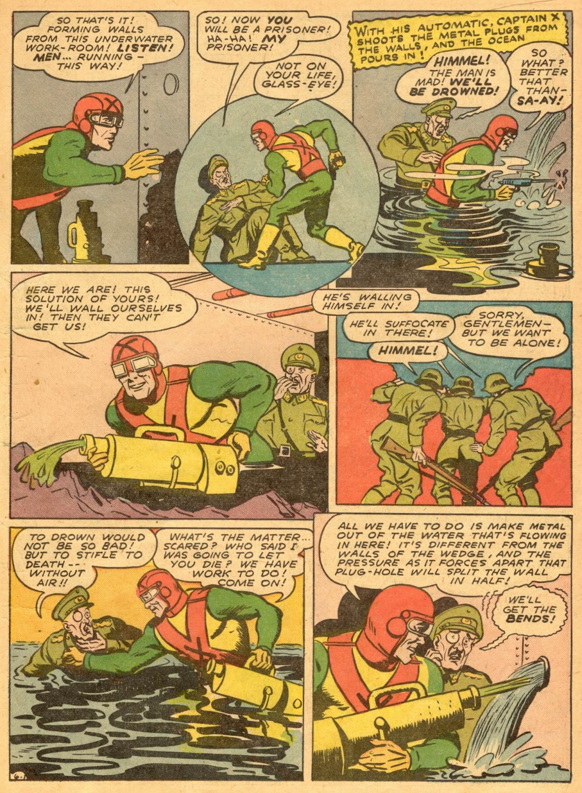 Star Spangled Comics (1941) issue 1 - Page 29
