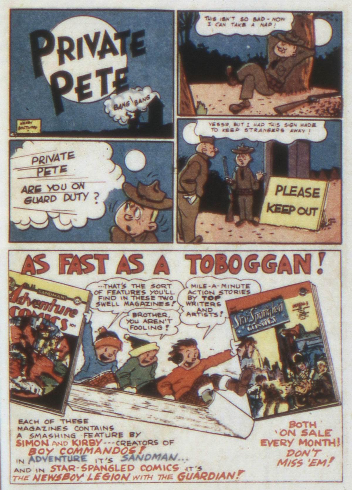 Read online Detective Comics (1937) comic -  Issue #74 - 41