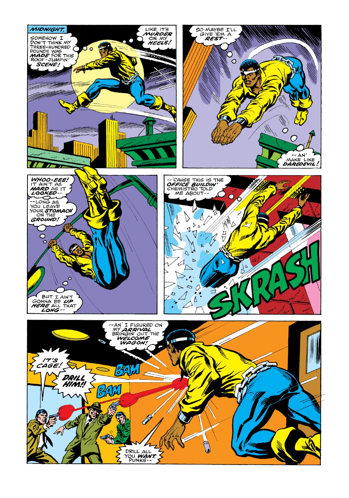 Read online Marvel Masterworks: Luke Cage, Power Man comic -  Issue # TPB 3 (Part 2) - 52