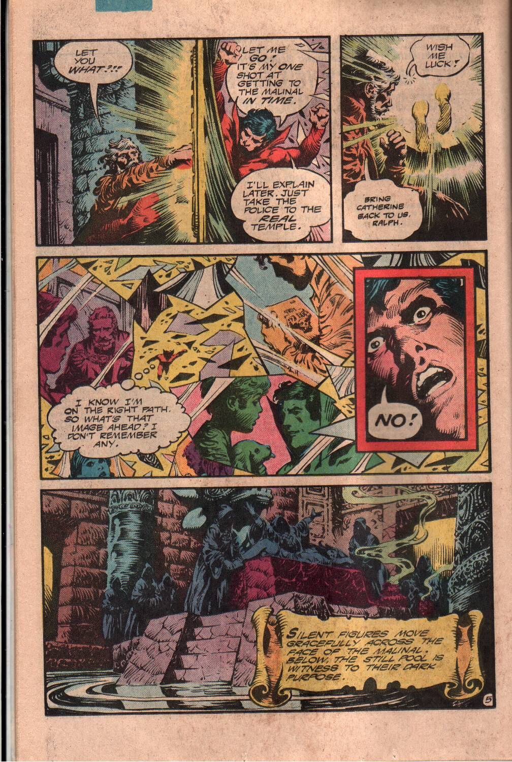 Read online The Fly (1983) comic -  Issue #7 - 22