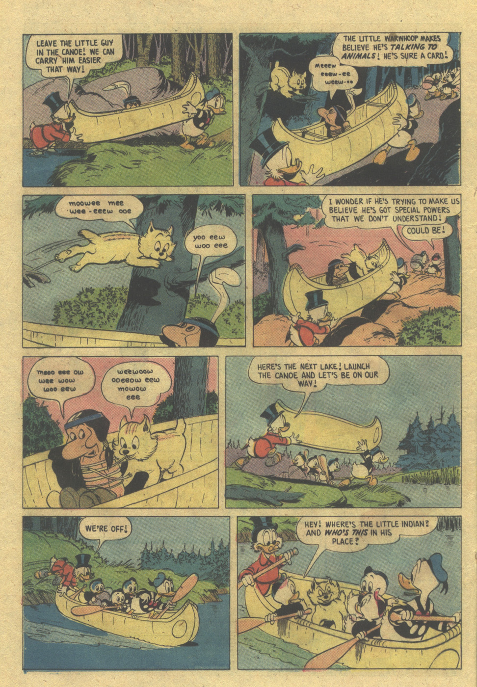Read online Uncle Scrooge (1953) comic -  Issue #112 - 20