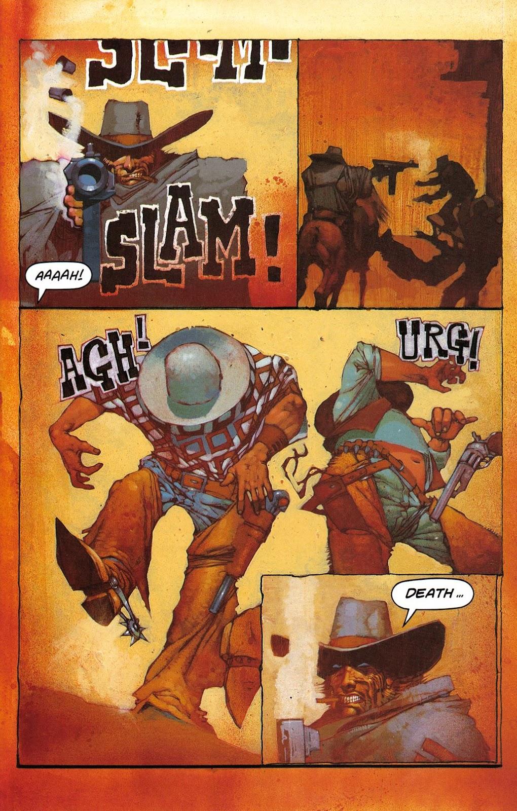 Read online Bisley's Scrapbook comic -  Issue # Full - 29