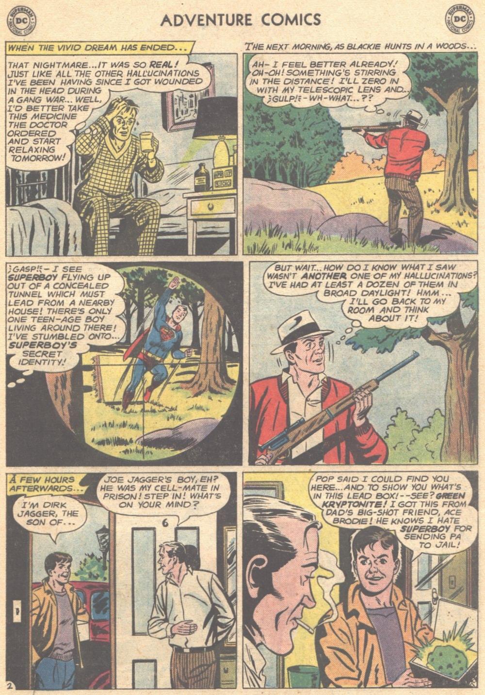 Read online Adventure Comics (1938) comic -  Issue #309 - 23
