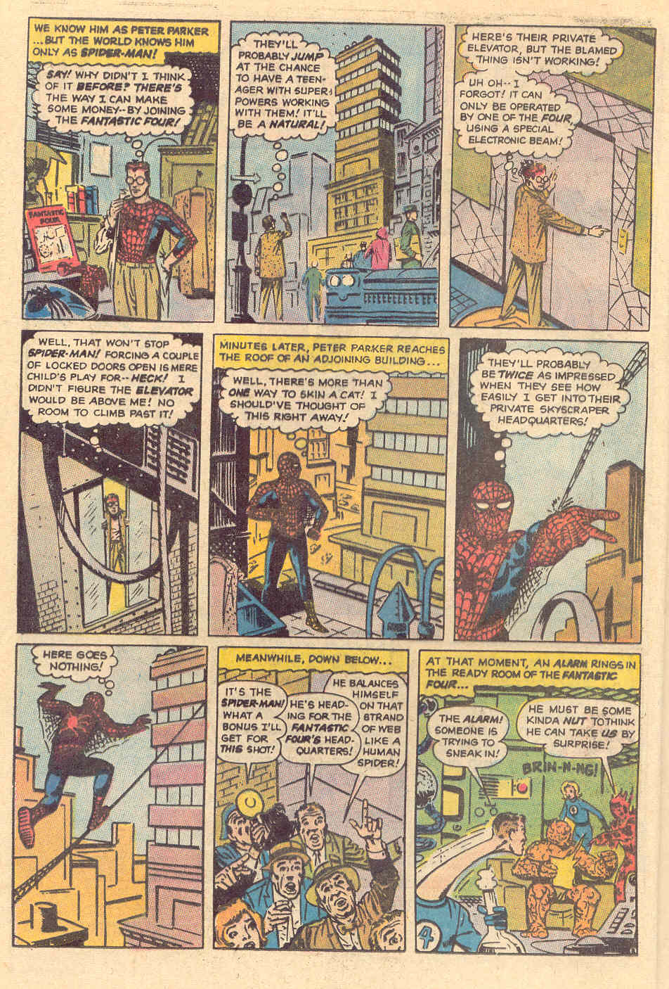 The Amazing Spider-Man (1963) _Annual_7 Page 2