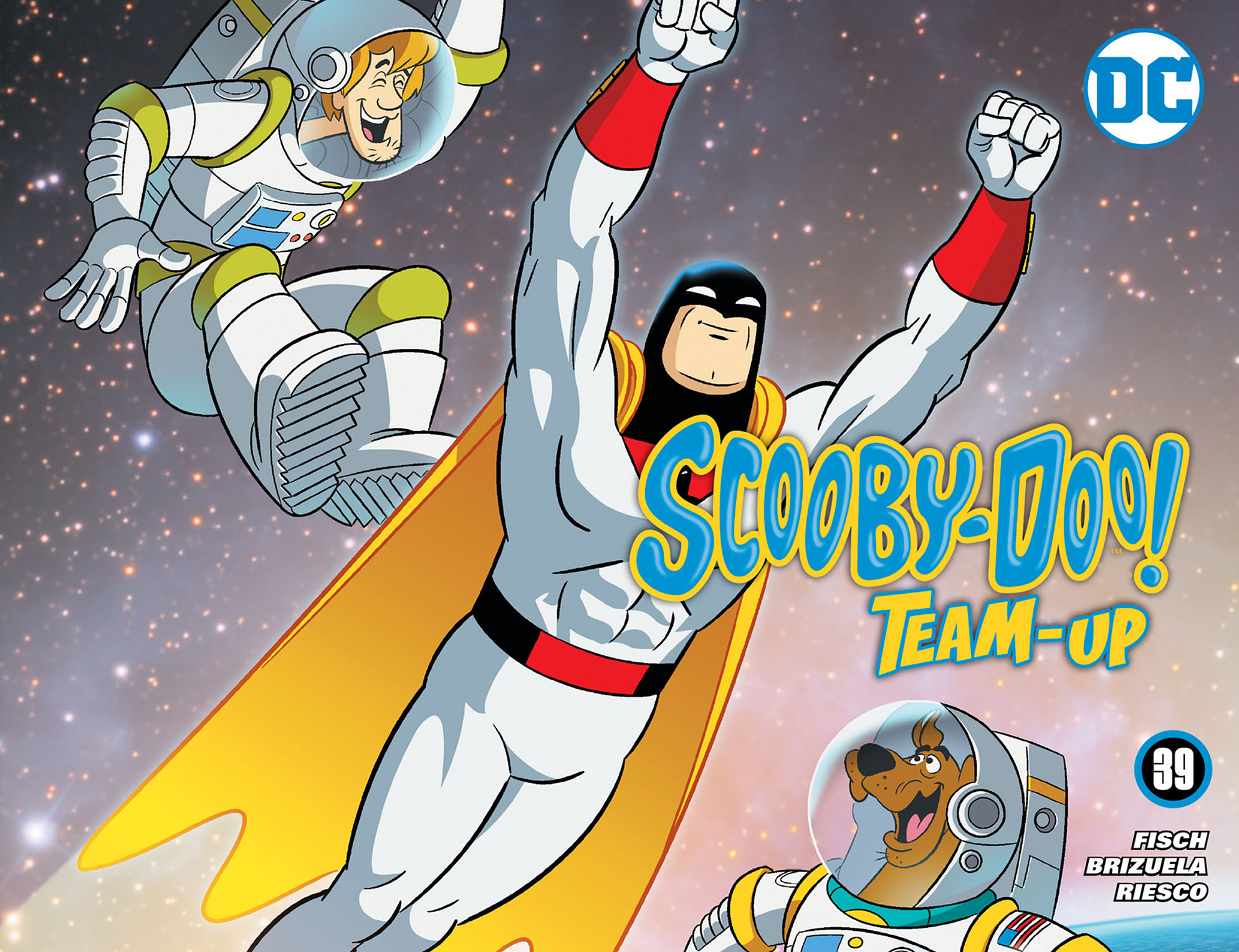 Read online Scooby-Doo! Team-Up comic -  Issue #39 - 1