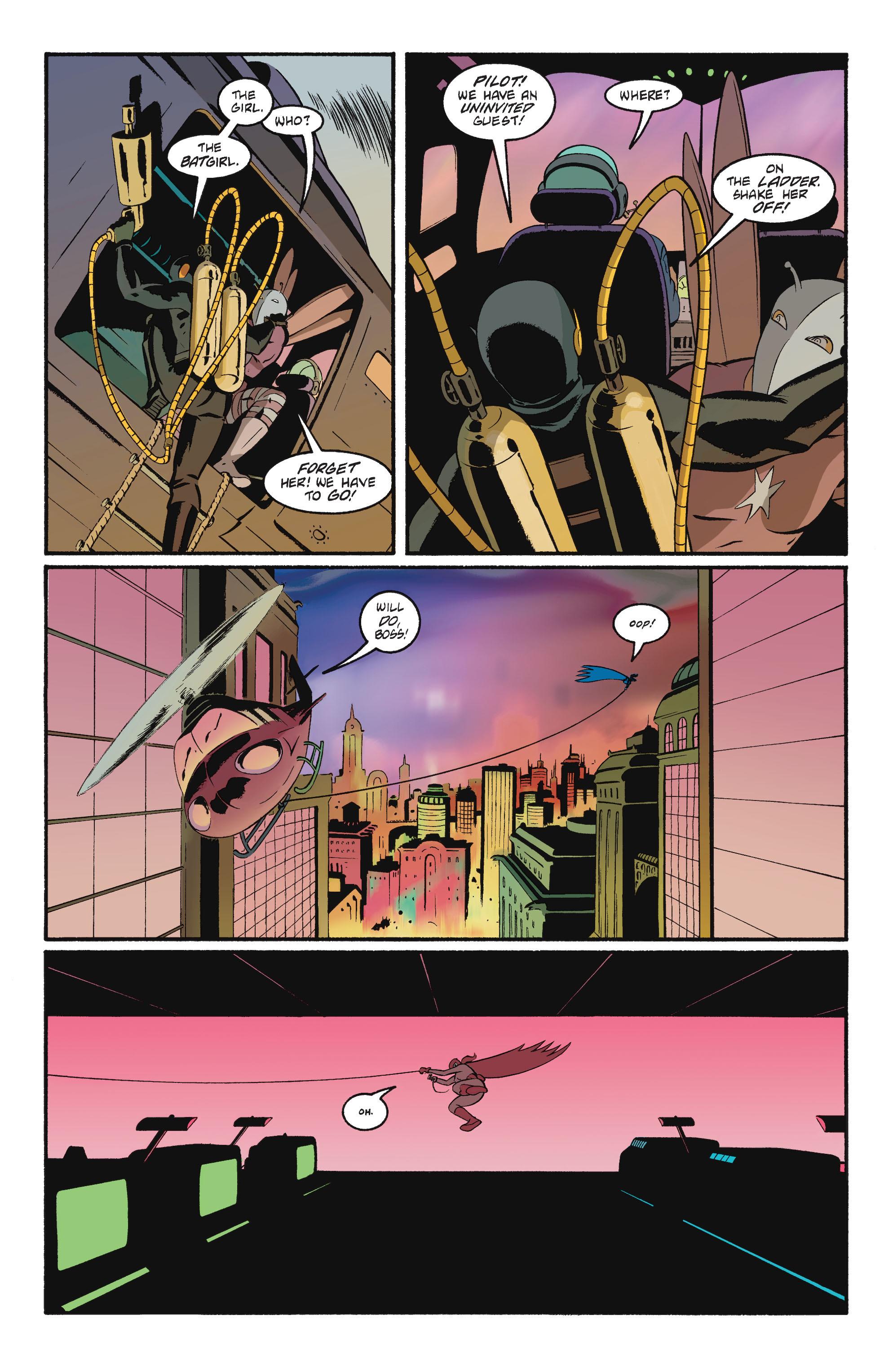 Read online Batgirl/Robin: Year One comic -  Issue # TPB 2 - 180