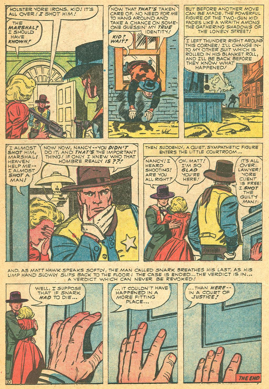 Read online Two-Gun Kid comic -  Issue #61 - 14