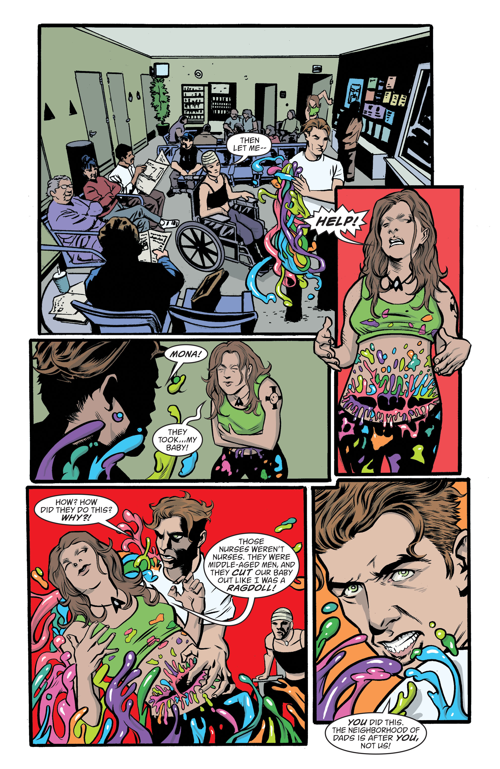 Read online Art Ops comic -  Issue #10 - 8