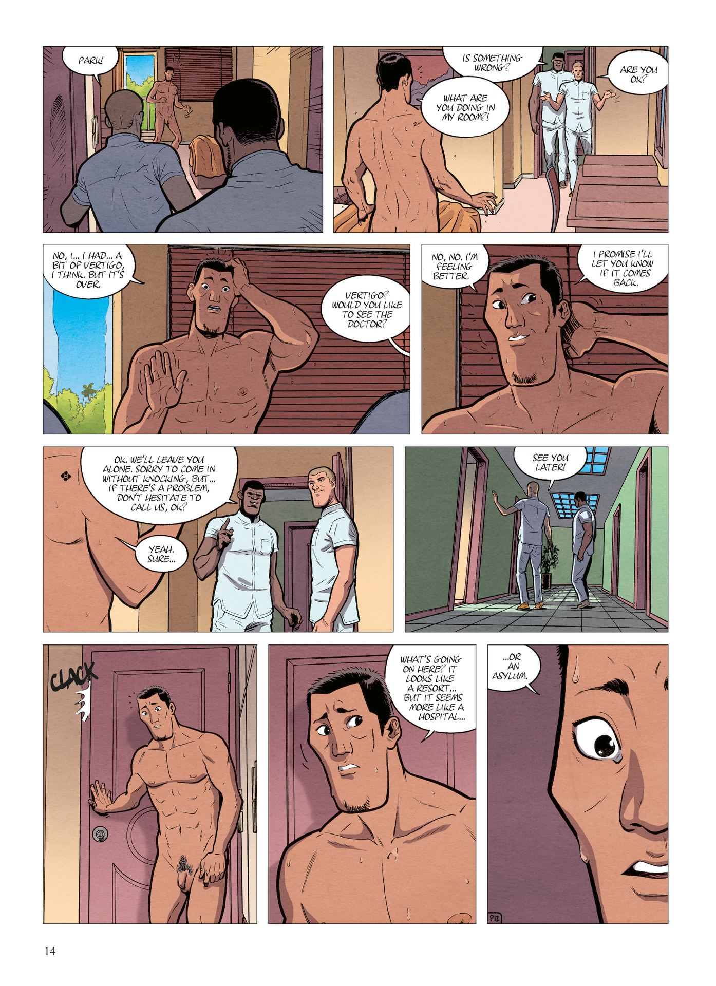 Read online Alter Ego comic -  Issue #5 - 16