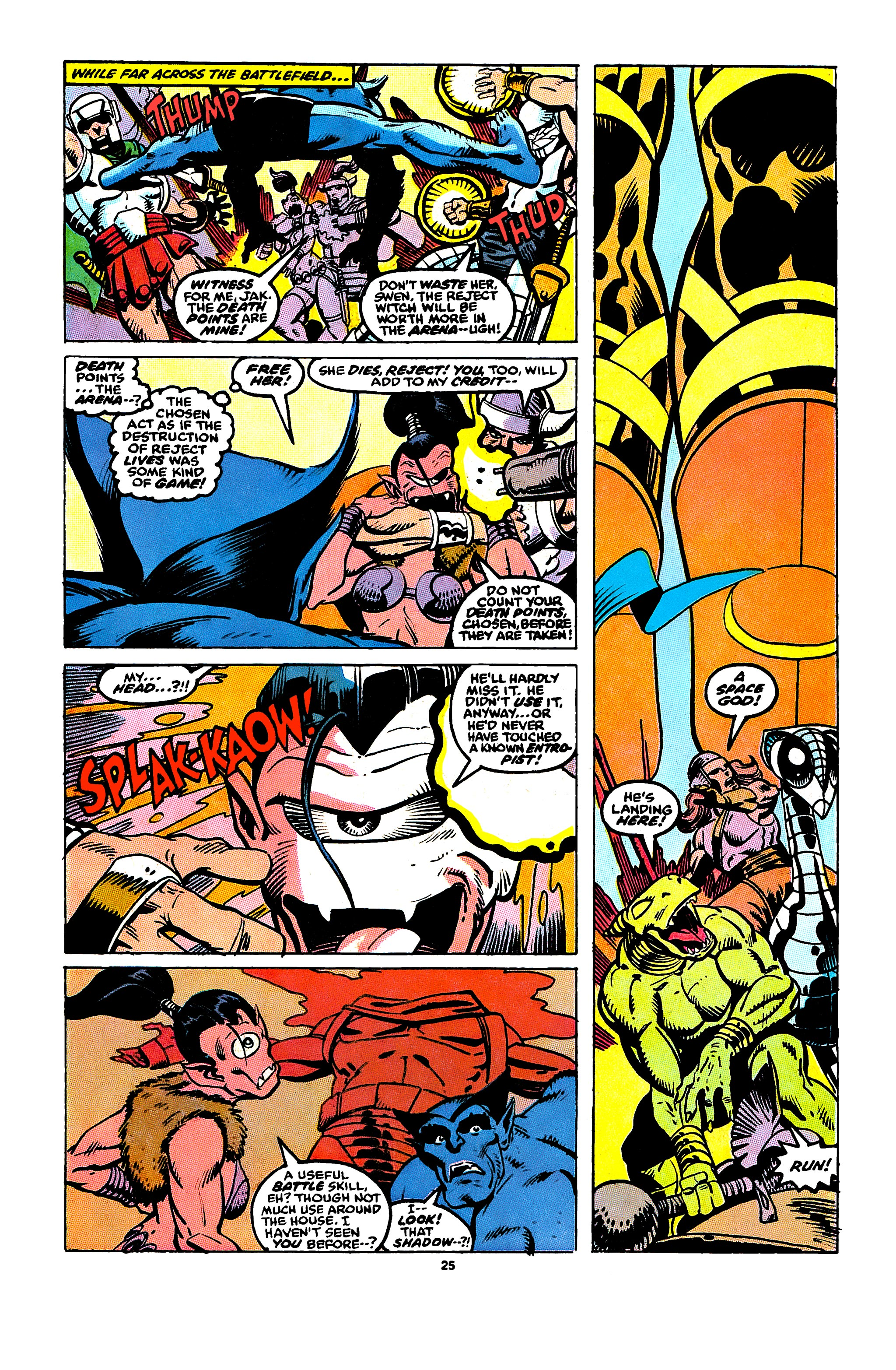 Read online X-Factor (1986) comic -  Issue #43 - 19