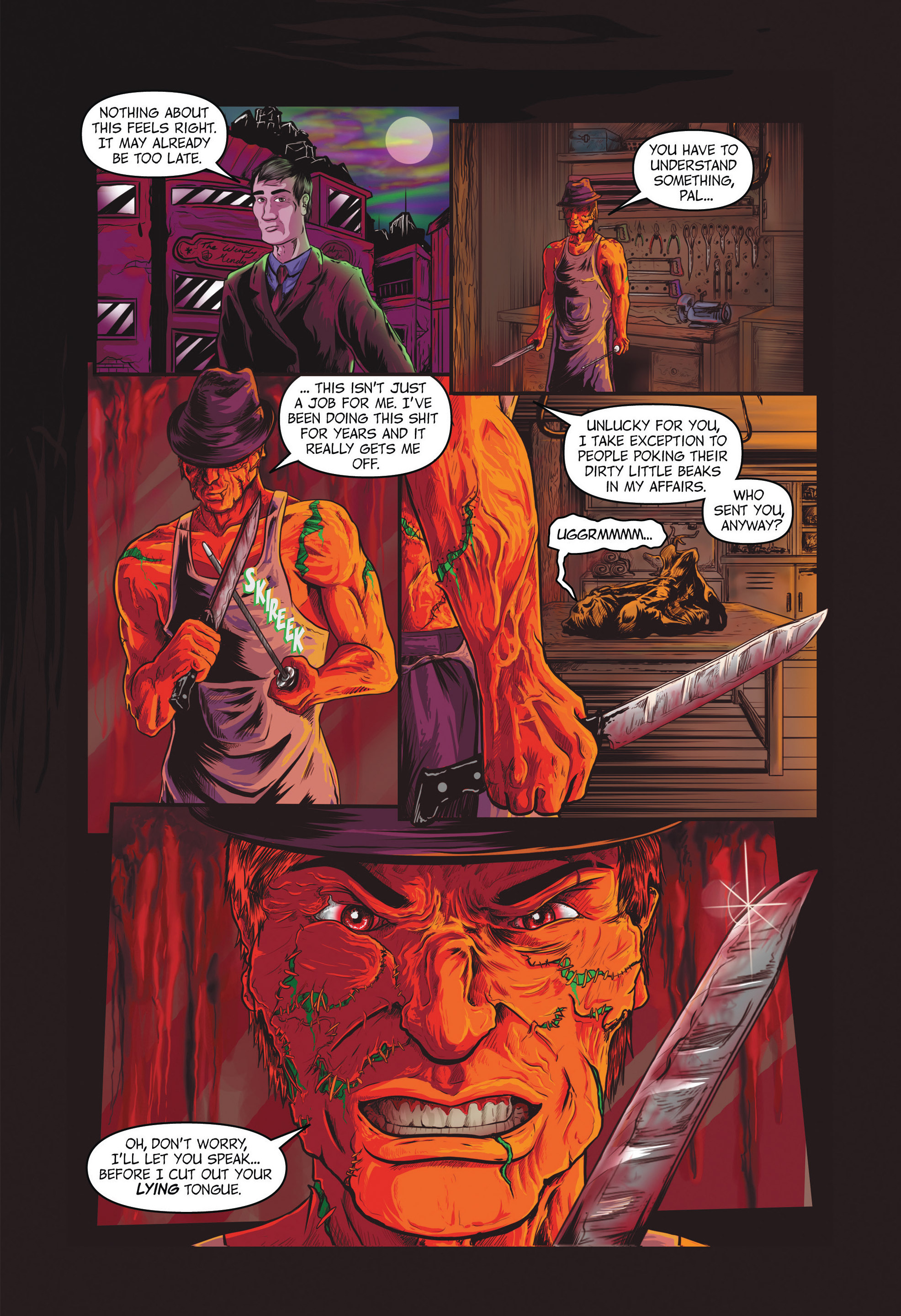 Read online Redemption Heights comic -  Issue # Full - 38