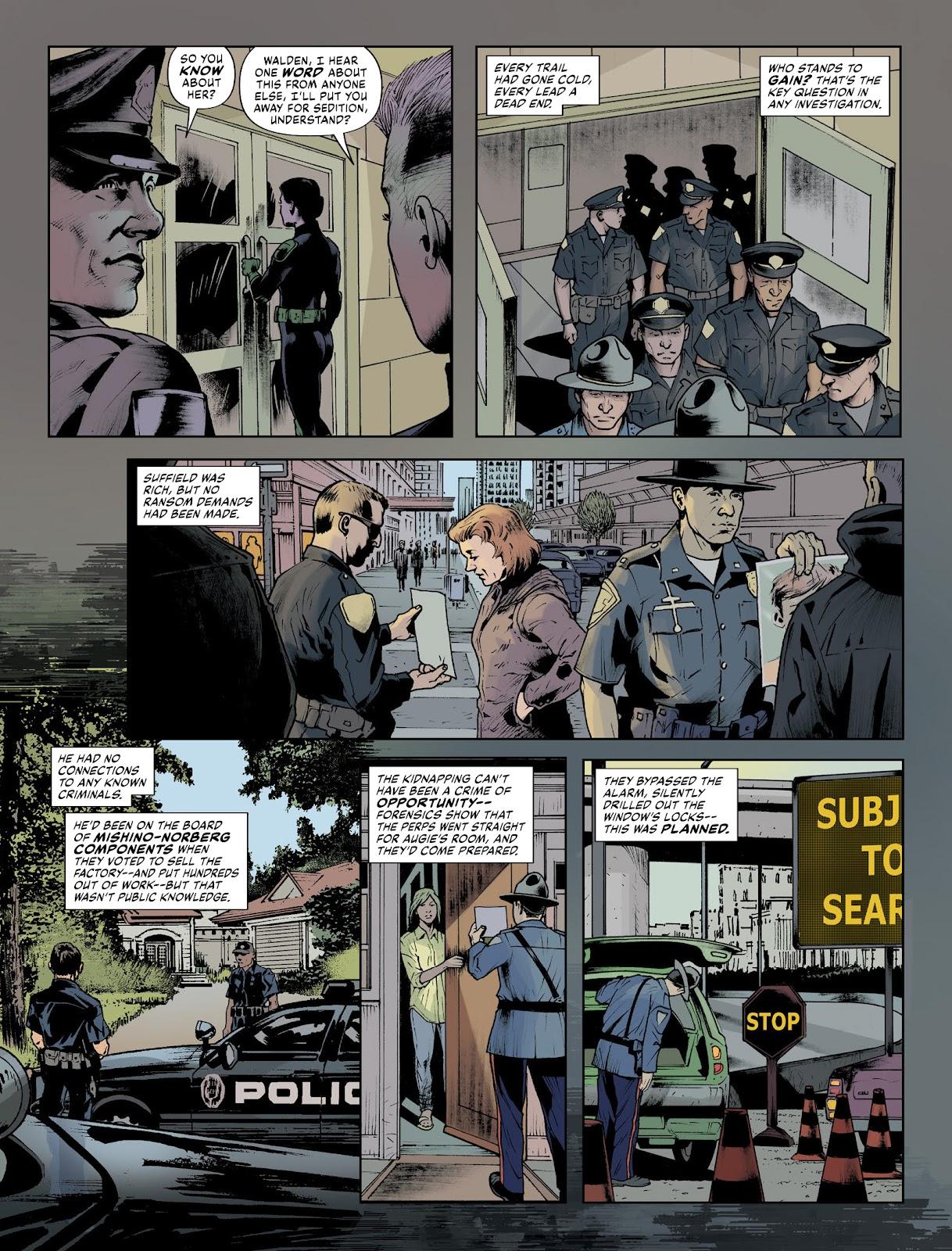 Judge Dredd Megazine (Vol. 5) issue 427 - Page 32