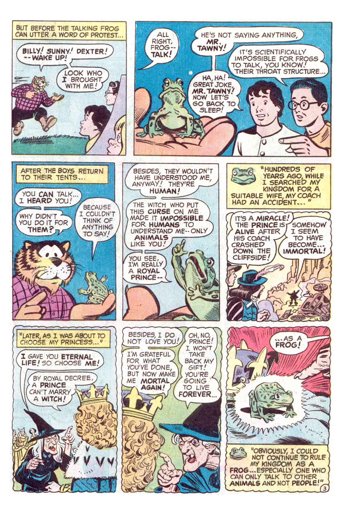 Read online Shazam! (1973) comic -  Issue #18 - 4