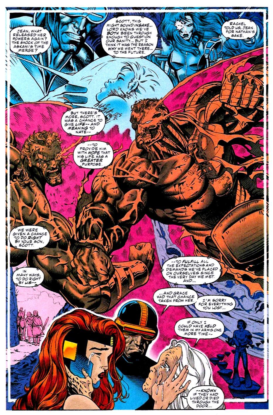 X-Men (1991) 35 Page 17
