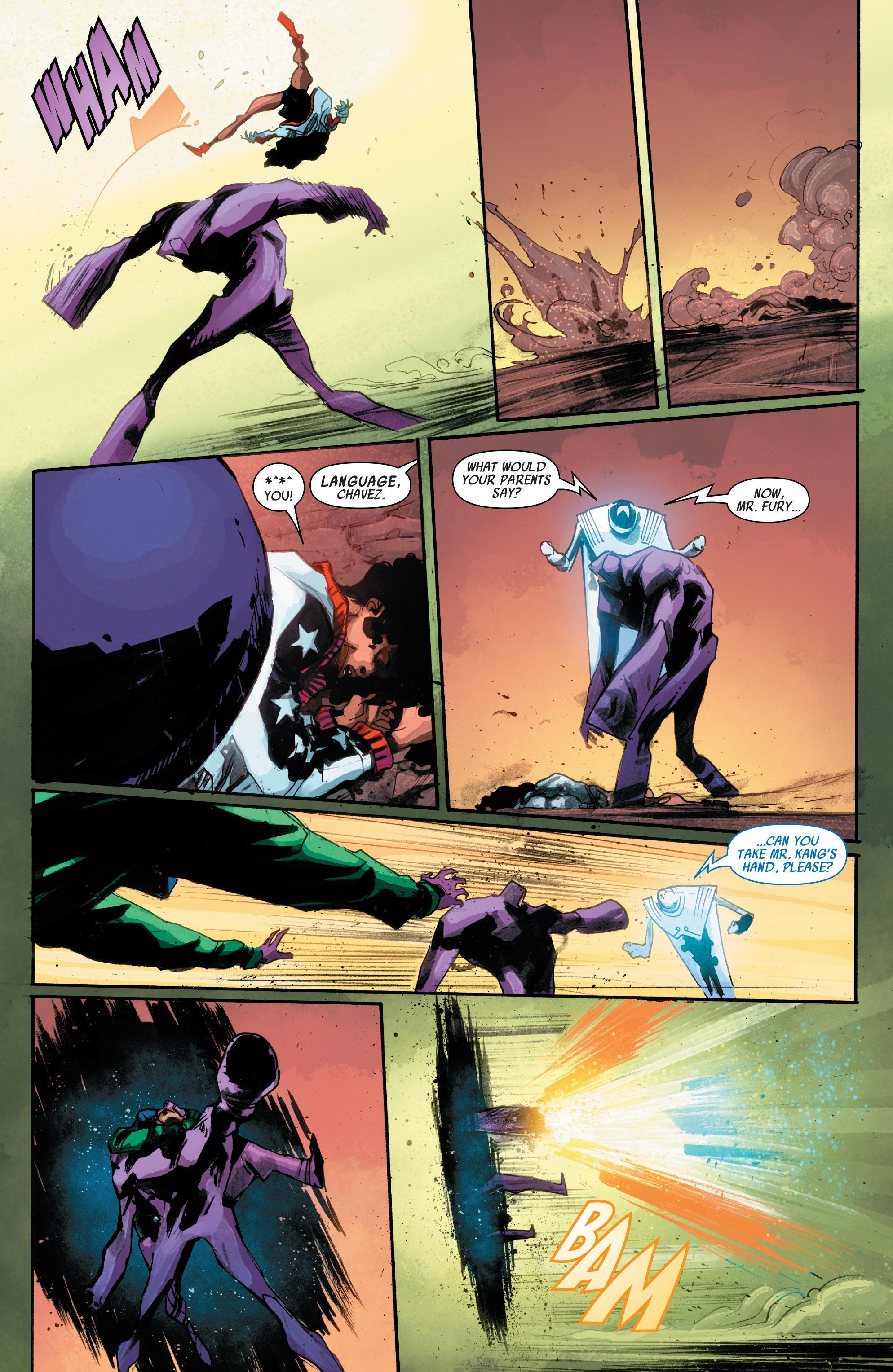 Read online Siege (2015) comic -  Issue #3 - 11