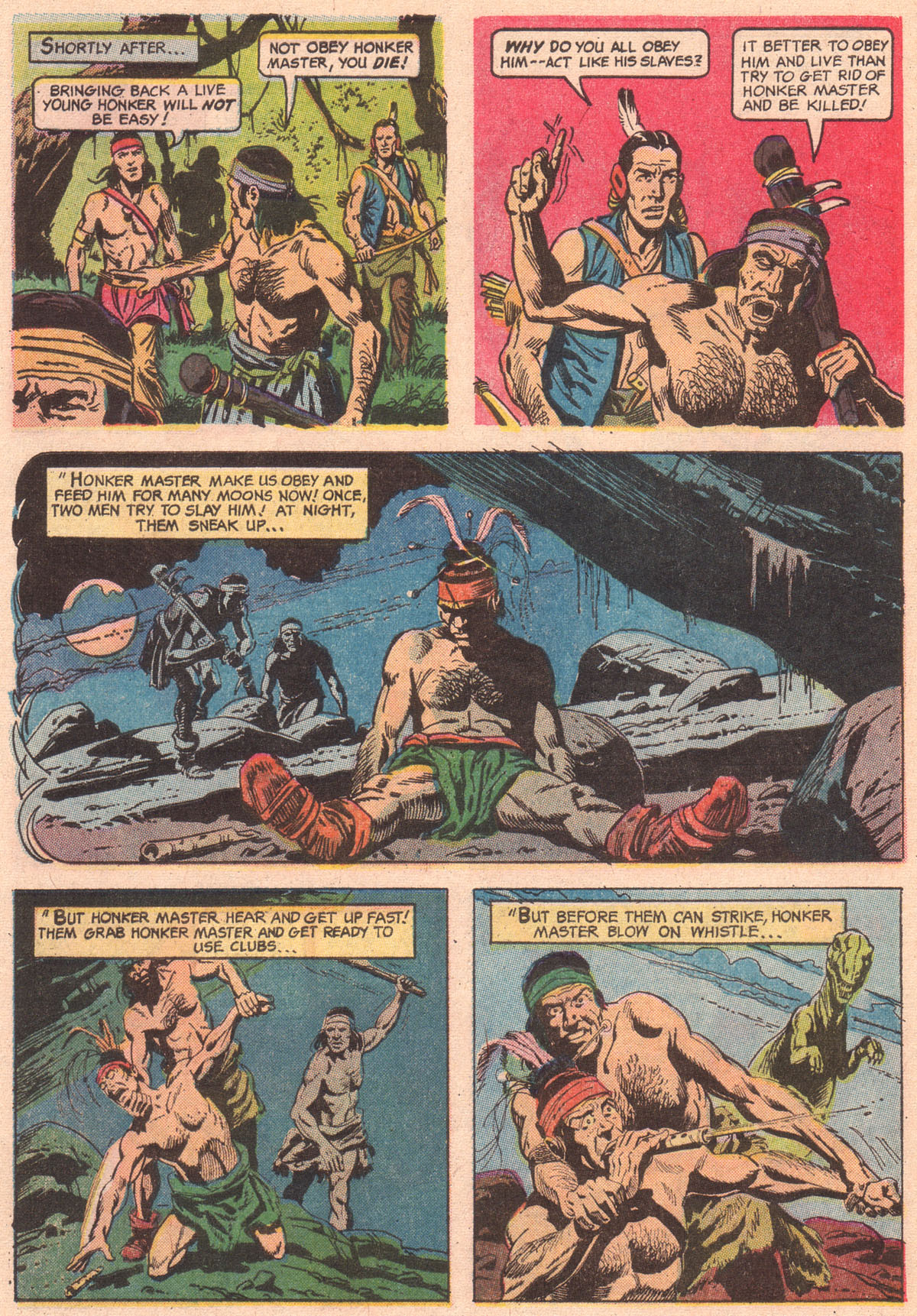 Read online Turok, Son of Stone comic -  Issue #56 - 8