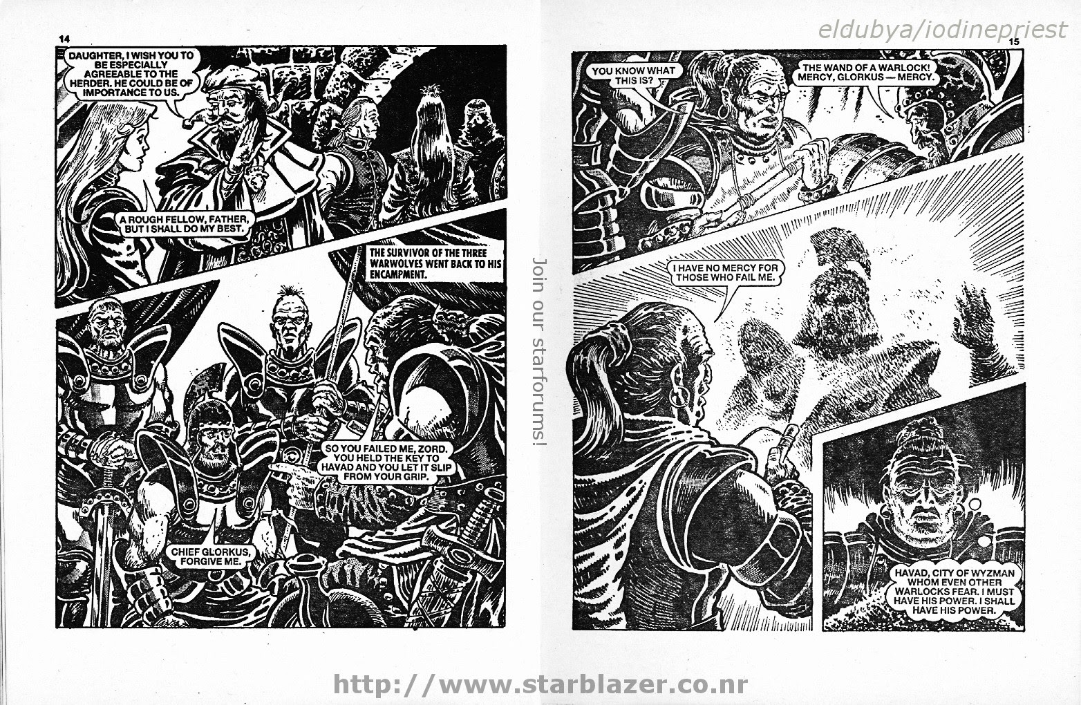 Starblazer issue 267 - Page 9