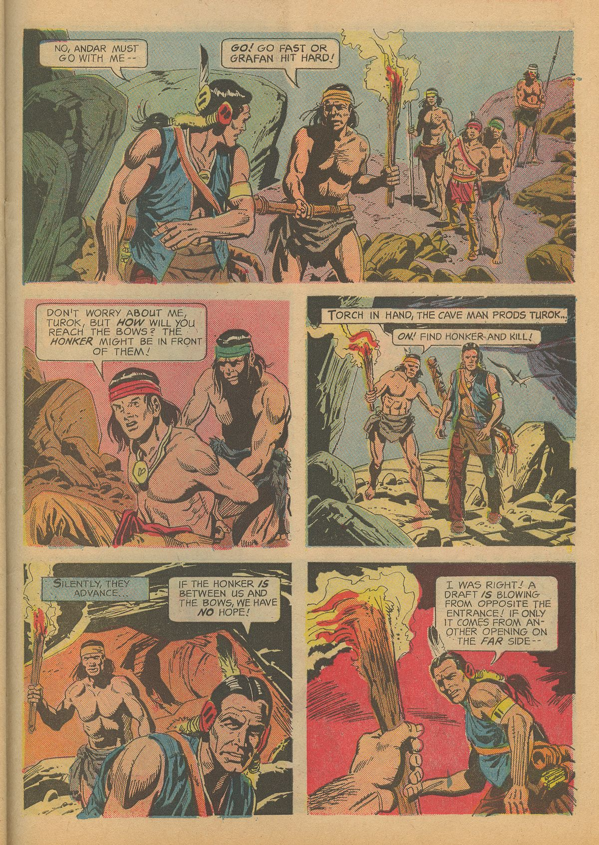 Read online Turok, Son of Stone comic -  Issue #60 - 27