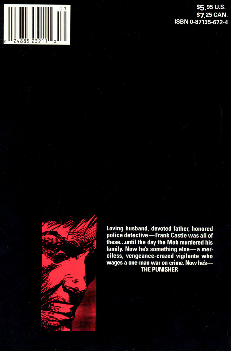 The Punisher Movie Special issue Full - Page 68