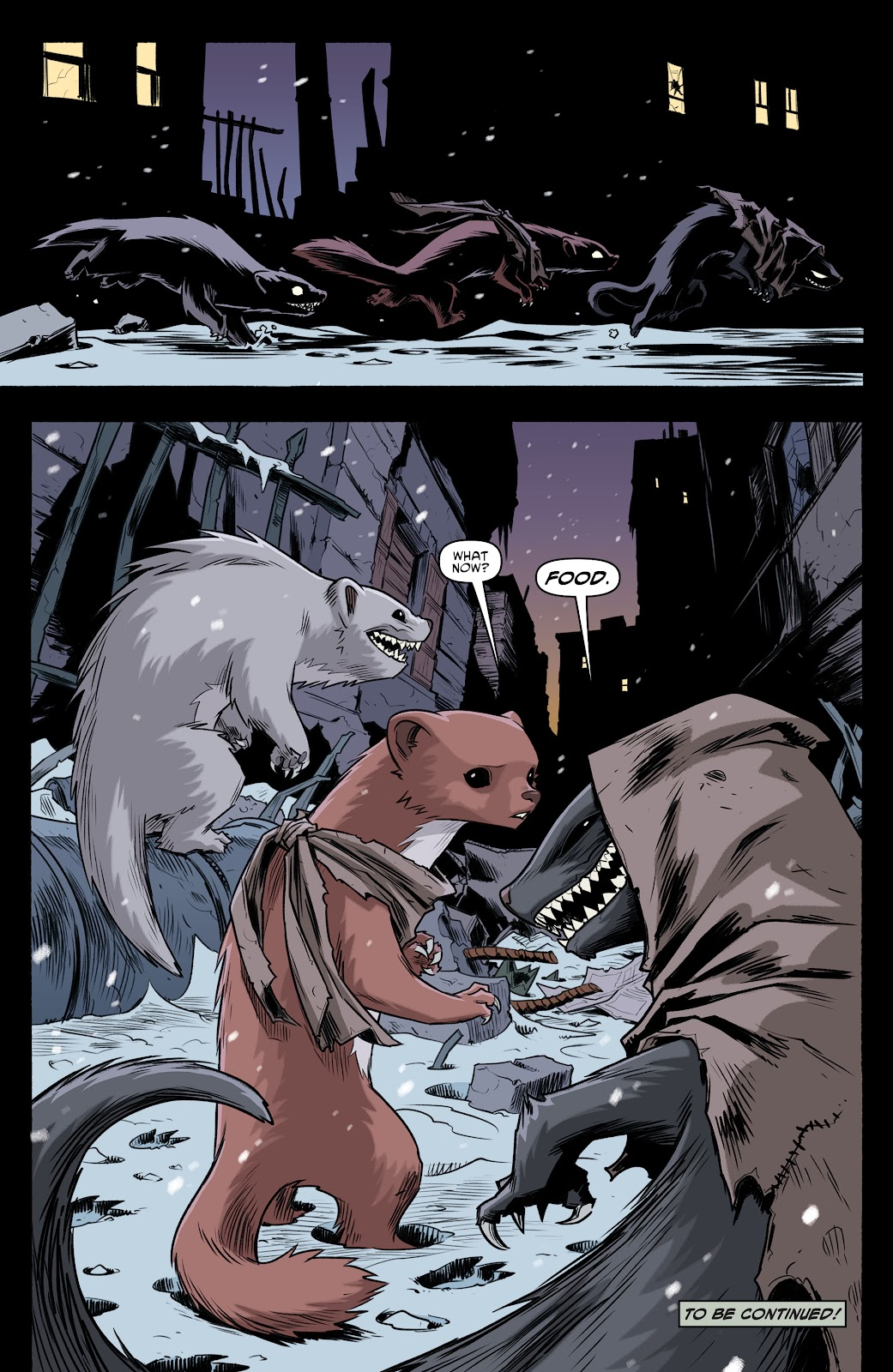 Read online Teenage Mutant Ninja Turtles (2011) comic -  Issue #102 - 22