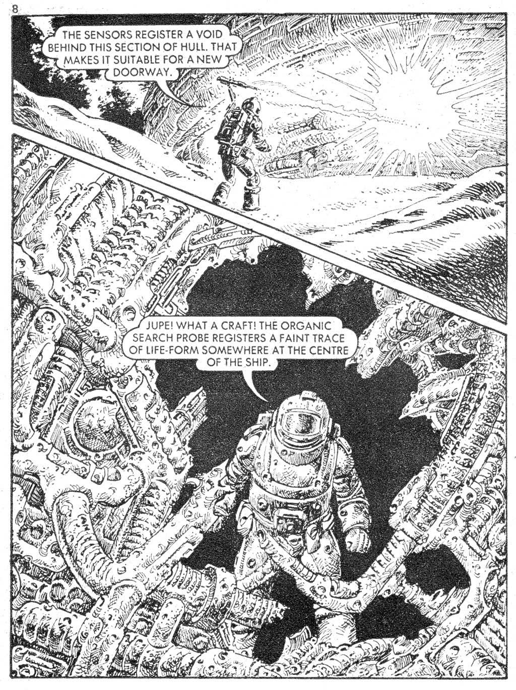 Starblazer issue 87 - Page 8