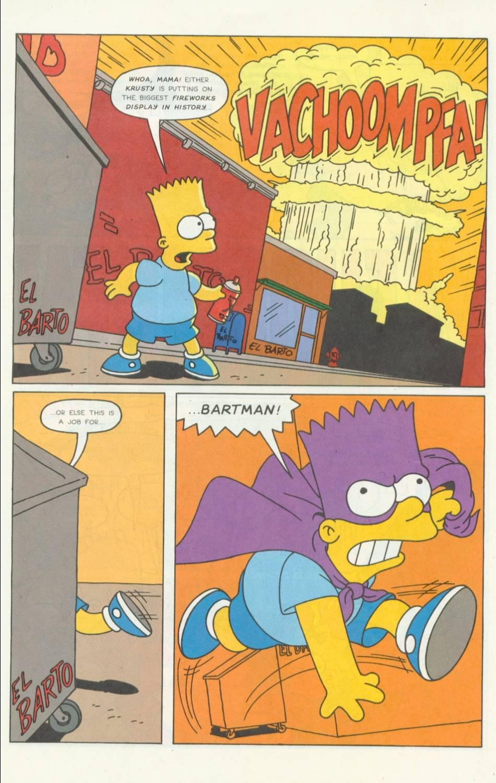 Read online Simpsons Comics comic -  Issue #5 - 12